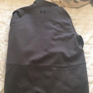 Under Armour Jackets & Coats - Grey under armor Jacket